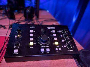 interfaz de audio portátil EVO 8 de Audient