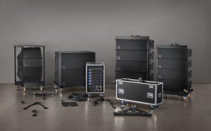 nuevo sistema de sonido XSL de d&b audiotechnik