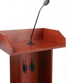 micrófono de doble cápsula MX415 DUAL de Shure