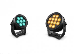 equipos de iluminación profesional de Cameo para el mercado del alquiler
