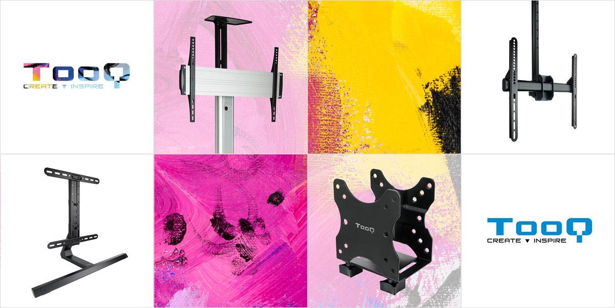 soportes audiovisuales profesionales y soluciones para la oficina y uso doméstico