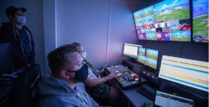 mezcladores ATEM Constellation y dispositivos Universal Videohub de Blackmagic Design