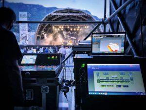 sistemas de audio profesional de Electo-Voice y Dynacord